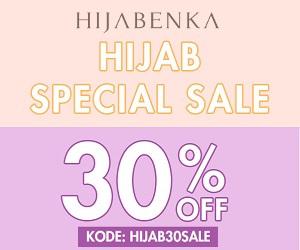 Hijabenka: Menjual baju dan baju muslim