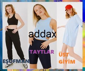addax ayrıcalıklı bir alışveriş deneyimi sunuyor